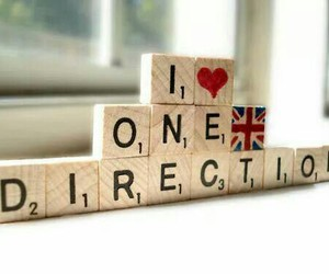 1d and love image
