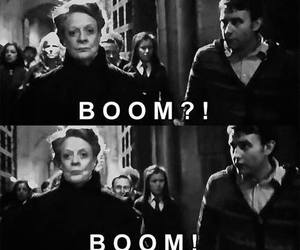 books, boom, and harry potter image