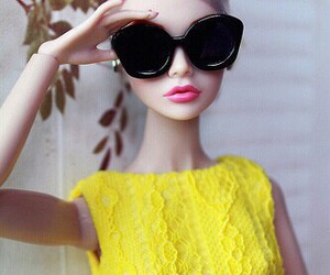 barbie, doll, and fashion image