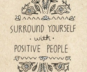 positive, quotes, and people image