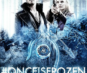 ouat, captain swan, and once upon a time image