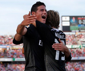real madrid, james rodriguez, and james 10 image