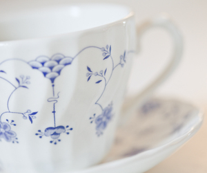 cup, tea, and white image