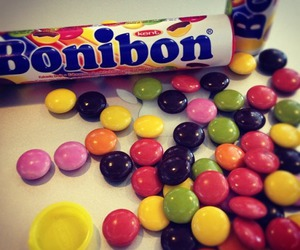 candy, bonibon, and colors image