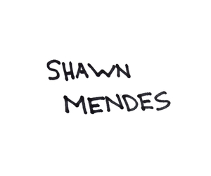 mendes, shawn, and overlay image