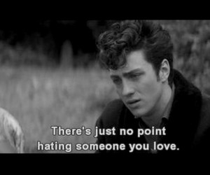 nowhere boy, love, and aaron johnson image