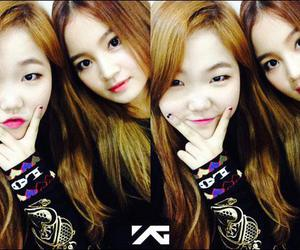 lee hi and suhyun image