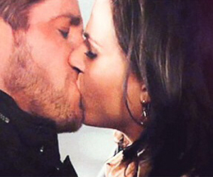 once upon a time, robin hood, and lana parrilla image