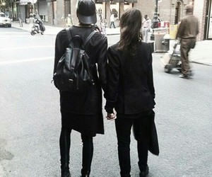 couple, black, and boy image