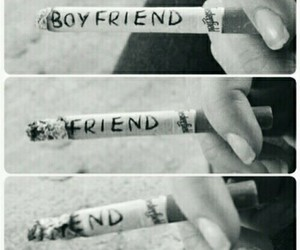 end, boyfriend, and friends image