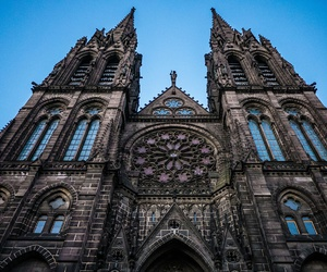 cathedral, france, and clermont-ferrand image