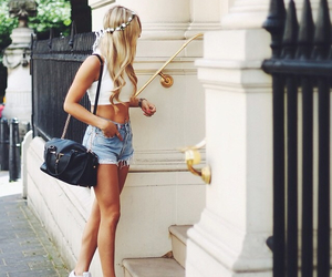 beauty, outfit, and random image