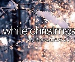 christmas and white image