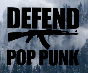 Defend Pop Punk Wallpaper