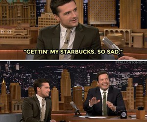funny, starbucks, and twitter image