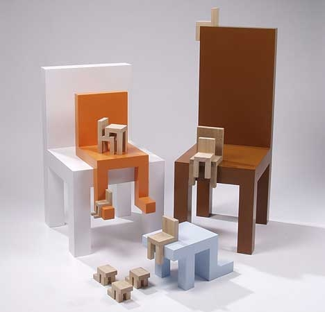 chairs, industrial design, and MOMA image