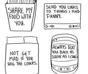 food, funny, and true image