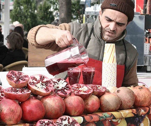 history, istanbul, and pomegranate image