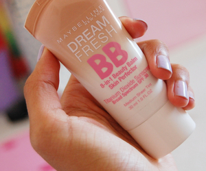 Maybelline, bb cream, and makeup image