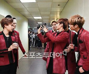 boyfriend, hyunseong, and youngmin image