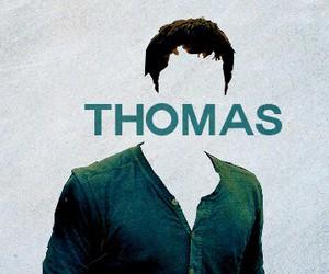 thomas, movie, and maze runner image