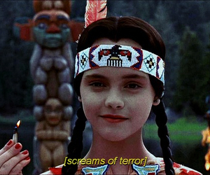 Wednesday Adams and the adams family image