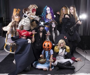 cosplay, Halloween, and tommy heavenly6 image