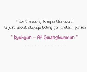 hurt, kpop, and kyuhyun image