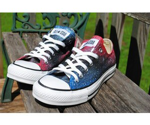 galaxy, awesome, and converse image