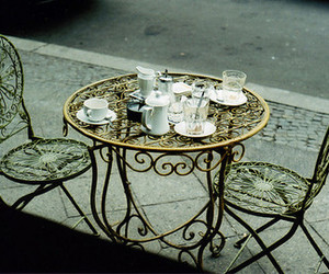 coffe, london, and town image