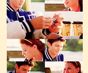 couple, oth, and one tree hill image