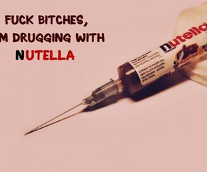 nutella and drog image