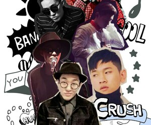 boy, crush, and rapper image