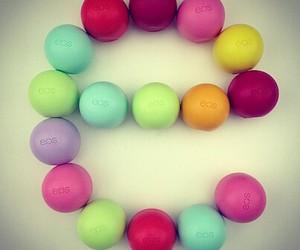 eos, lip balm, and lips image