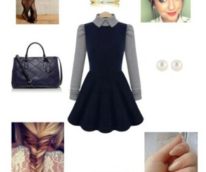 chanel, cute, and dress image