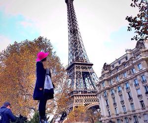 paris, girl, and taci image