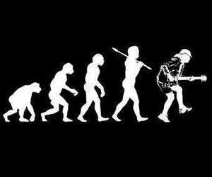 evolution, rock, and music image