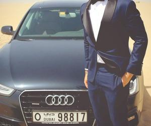 audi, car, and Dubai image
