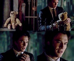 hug, Vampire Diaries, and season 6 image