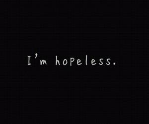 hopeless and sad image