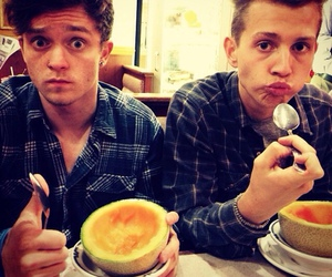 james mcvey, connor ball, and the vamps image