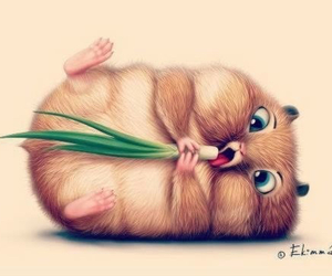 animals, comida, and cute image
