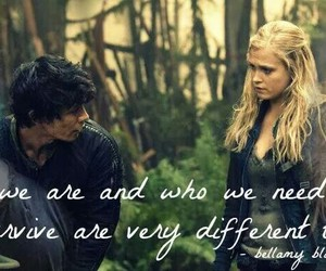 bellamy, favorite, and quote image