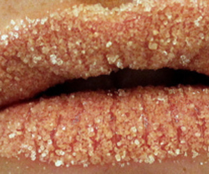 lips, mouth, and pink image