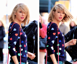 Taylor Swift, blonde, and pretty image