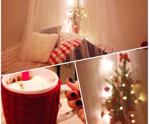 christmas, cocooning, and noel image