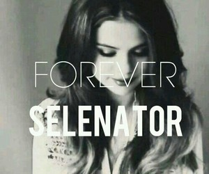 selena gomez, selenator, and forever image
