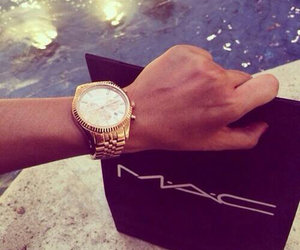 mac, luxury, and watch image