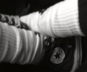 all stars, converse, and lotto image