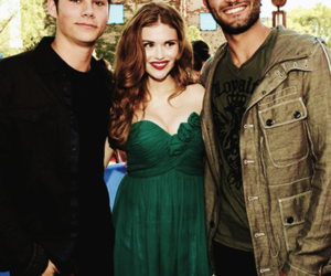 tyler hoechlin, holland roden, and dylan o'brien image